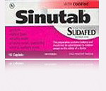 Sinutab with Codeine